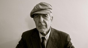 Major Leonard Cohen Exhibition To Debut in Montreal