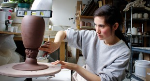 Inside Naomi Yasui's Ceramics Studio