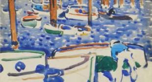 View From a Painting Place: David Milne, Reta Cowley, Goodridge Roberts, Ann Kipling