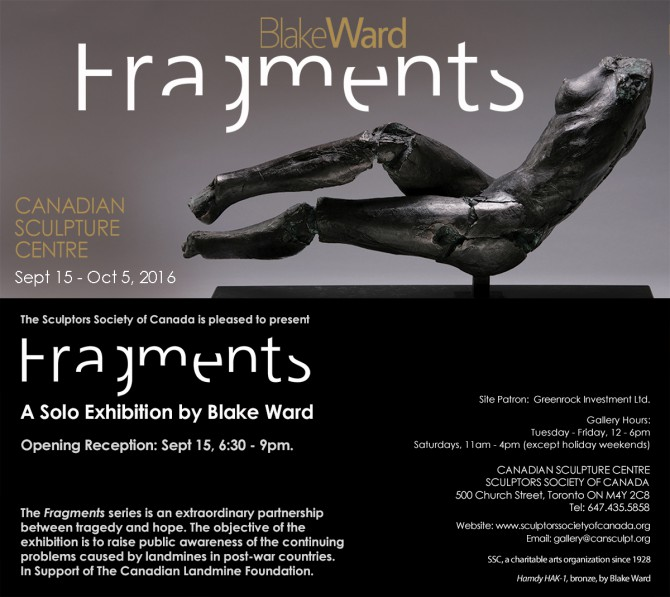 Blake Ward: Fragments