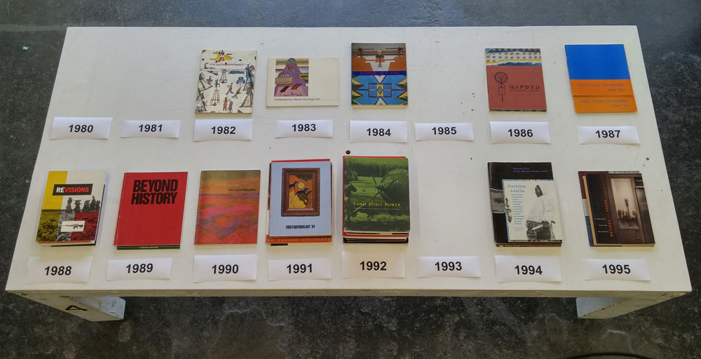 Catalogues by year
