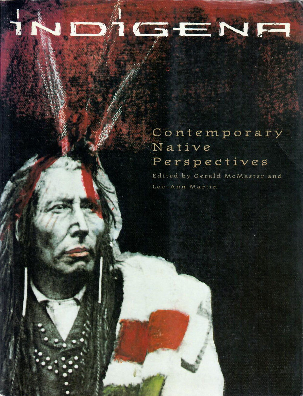 Indigena catalogue cover