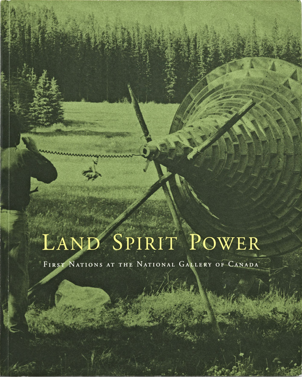 Land, Spirit, Power catalogue