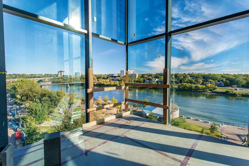 Under Construction The Remai Modern And Saskatoon S Art Scene
