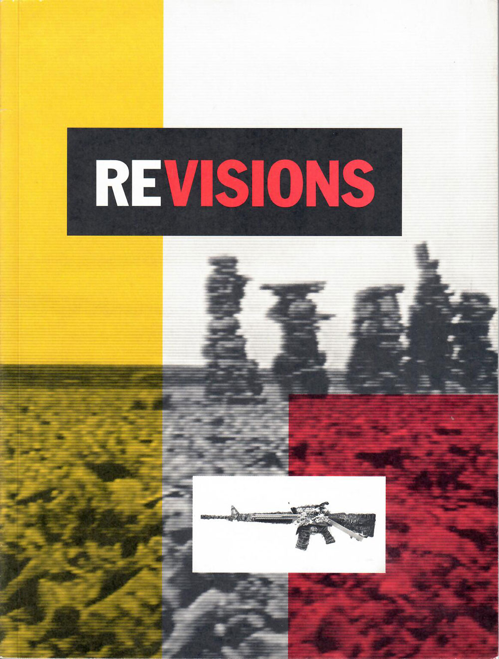 Revisions catalogue cover