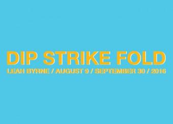 Dip Strike Fold