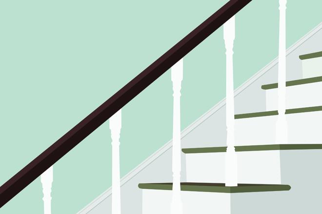 Kym Greeley Stairs