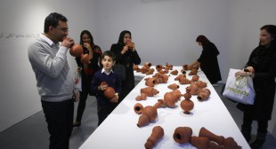 Scream into my Sculptures, Please: Babak Golkar and the Art of Frustration