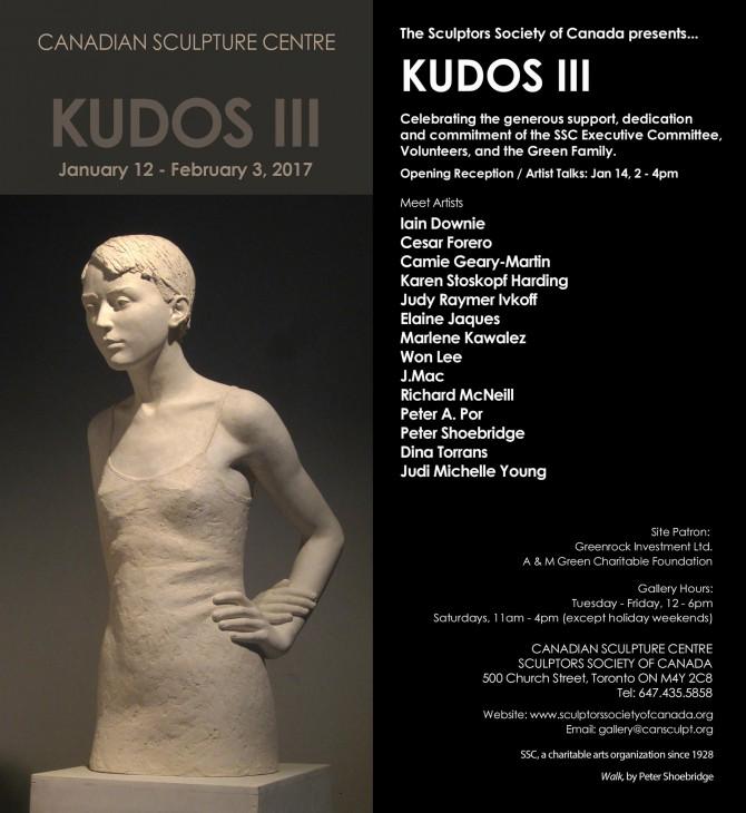 KUDOS III