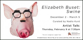 Elizabeth Buset: Swine