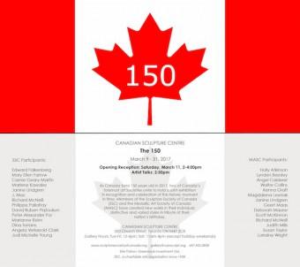 THE 150 (Canadian Celebration Exhibition)