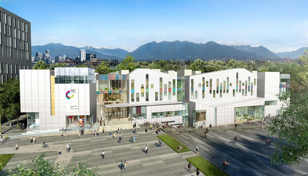 Emily Carr University of Art + Design Reviews in Canada ...