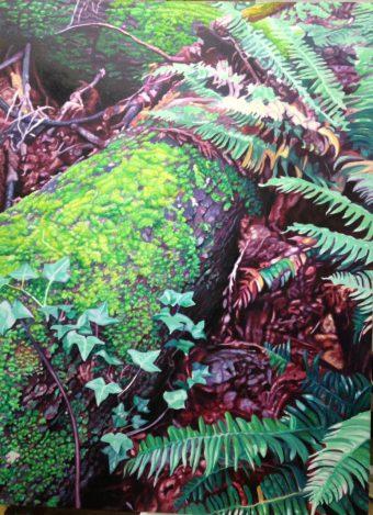 Ward Schell ~ Overgrowth