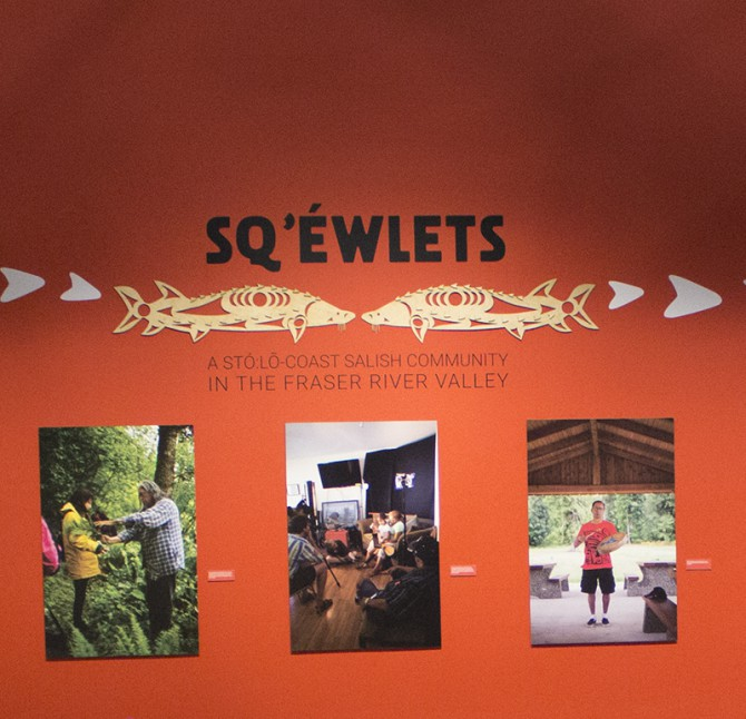 Sq'éwlets: A Stó:lō-Coast Salish Community in the Fraser River Valley