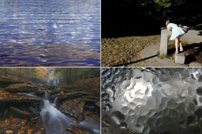 WATER: SUSTAINING LIFE