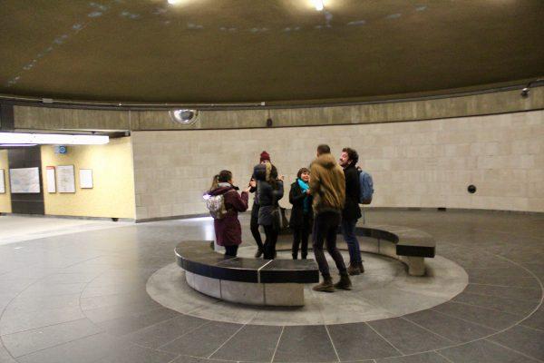 Square-Victoria Rotunda