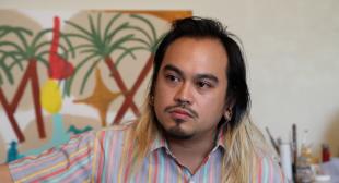 Video: In the Studio with Patrick Cruz
