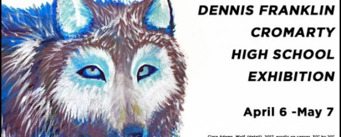 Dennis Franklin Cromarty High School Exhibition