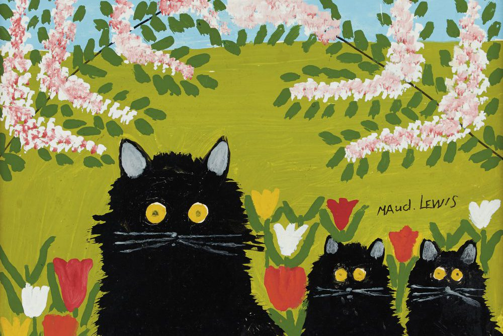 News in Brief: Maud Lewis Artwork Sales Soar at Auction, Feminist Residency Forced to Evacuate Island, New Hires at the Belkin and Gallery TPW