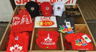 Against the Souvenir: Thinking Through Canada 150