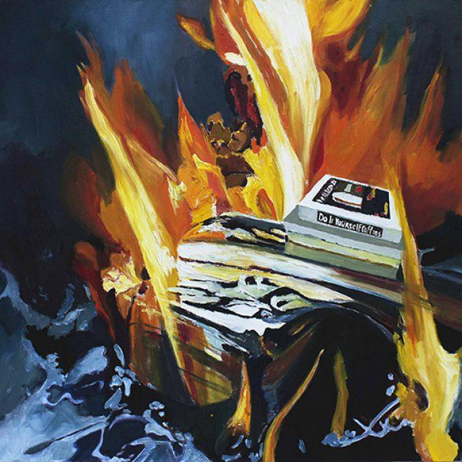 Nafiseh Emadmostofi | Burning Desire | XIT-RM