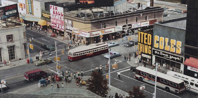 20TH CENTURY TORONTO: INTERSECTIONS AND INTERACTIONS