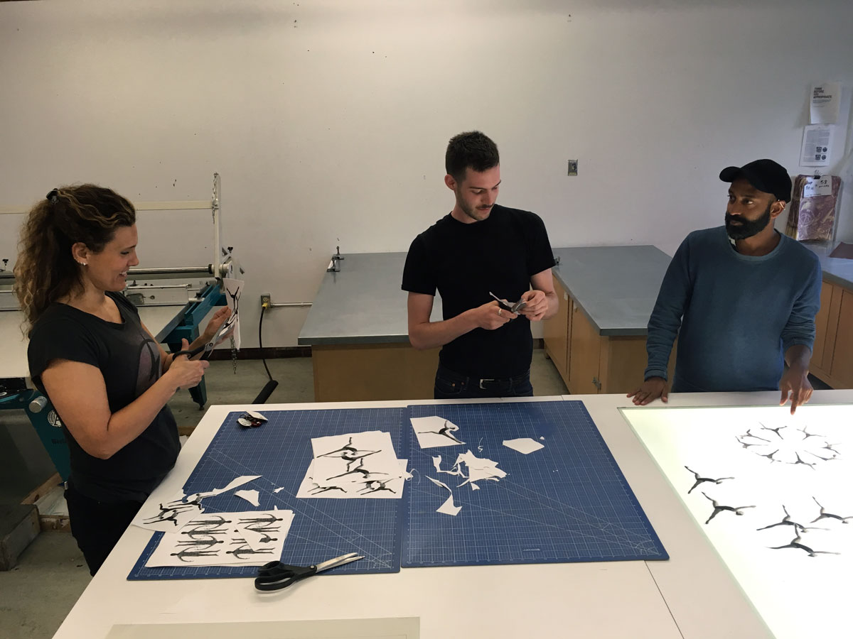 NSCAD Lithography Workshop
