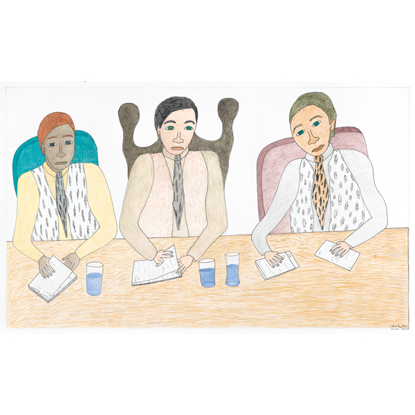 <center>Shuvinai Ashoona</center>