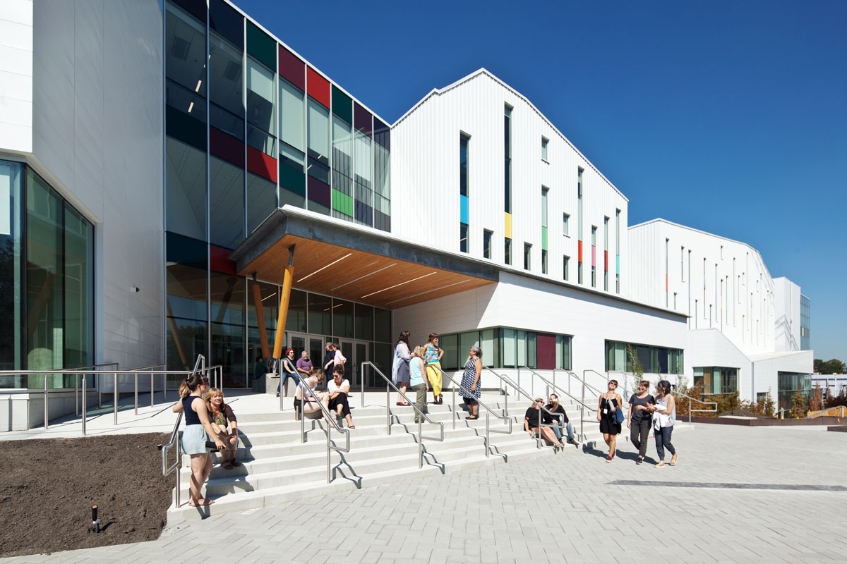 Mainline Art And Design : See inside the new emily carr university campus canadian art