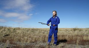This Artist Wants You to Adopt an Oil Well. Here's Why.