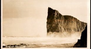 A Surrealist in the Gaspésie