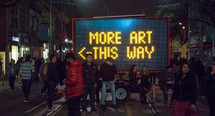 News in Brief: Nuit Blanche Embraces the Suburbs and More