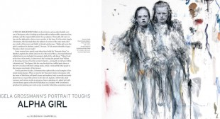 Alpha Girl: Angela Grossmann's Portrait Toughs