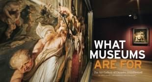 What Museums Are For