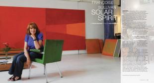 Françoise Sullivan: Solar Spirit