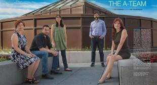 Québec Triennial: The A-Team