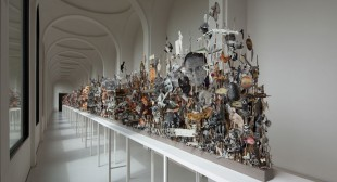 Geoffrey Farmer Discusses His Big Documenta Hit