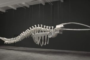 Brian Jungen, Vancouver Art Gallery to Rep Canada at New Shanghai Biennale Project
