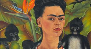 Frida Kahlo, Sobey Shortlist, Kai Chan & More Must-Sees