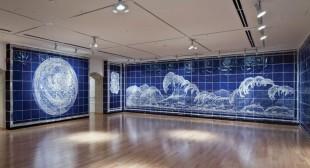 Douglas Walker at the Justina M. Barnicke Gallery, Toronto