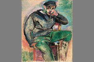 """Even """"Master Artists"""" Struggle, Met Matisse Show Opines"""