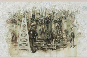 Carol Wainio on Wentegate, Fairy Tales & Climate Change