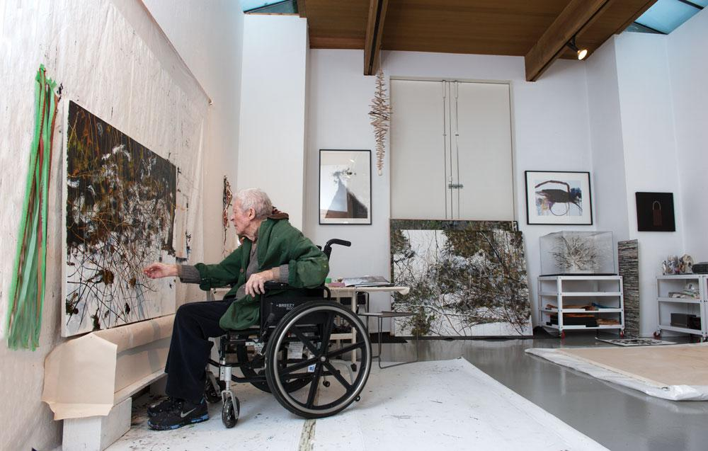 Smith House Piante : The sage gordon smith knows painting canadian art