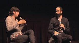 Mario Garcia Torres Talks Tea with Luis Jacob at RAFF 2013