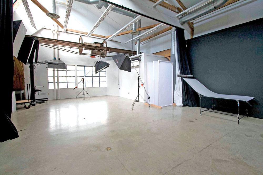A Photo Studio At Emily Carr University Of Art And Design