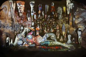 Shary Boyle Turns Up the Volume at the Venice Biennale