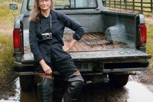 AGNS Receives Major Donation of Annie Leibovitz Photos