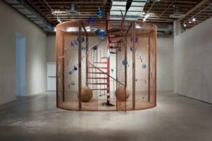 Louise Bourgeois and David Armstrong Six Meet at MOCCA
