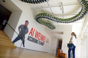 The Artist is Absent: 5 Questions About Ai Weiwei
