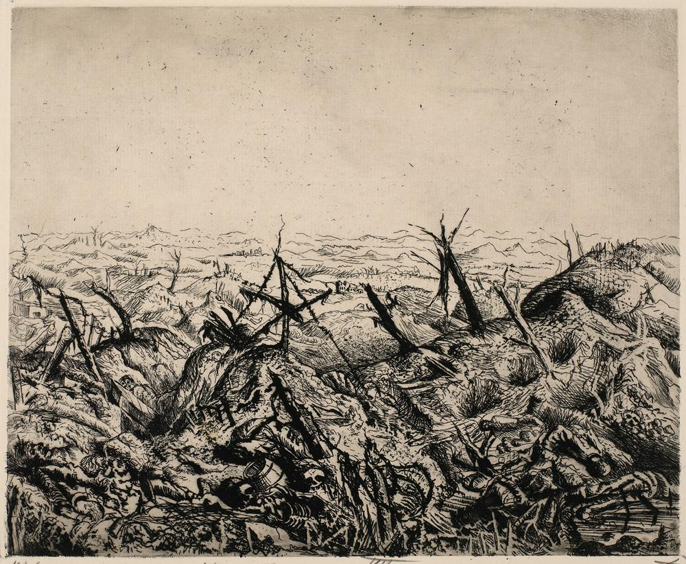 War Art, Otto Dix and ...